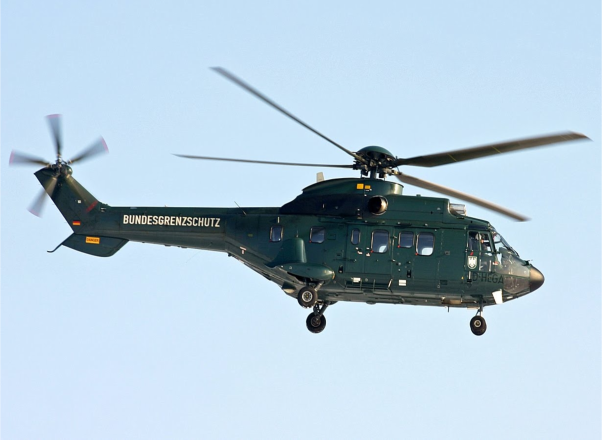 Eurocopter AS 332 L1 Super Puma
